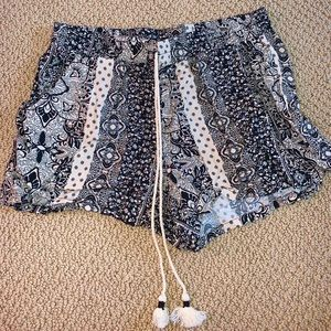 Never worn flowy shorts!